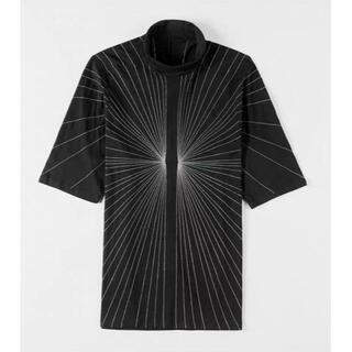 Rick Owens 21SS DRKSHDW 刺繍 Tシャツ