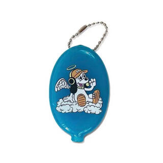 STUSSY - 【即完売品】9090×centimeter コラボ コインケース ブルー