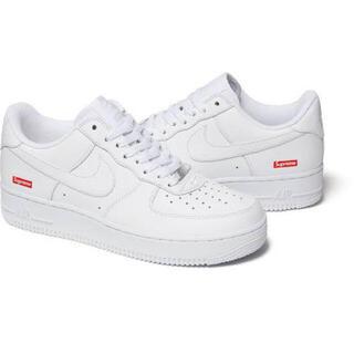 Supreme - Supreme®/Nike® Air Force 1 Low 27.5 白
