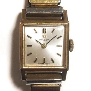 オメガ(OMEGA)のオメガ 腕時計 - レディース シルバー(腕時計)
