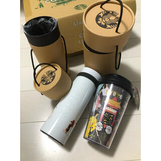 Starbucks Coffee - 新品★スターバックス25周年 京都 タンブラー ステンレスボトル