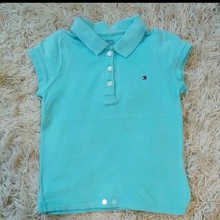 トミーヒルフィガー(TOMMY HILFIGER)の80-90【TOMMY HILFIGER】ポロシャツ(Tシャツ)
