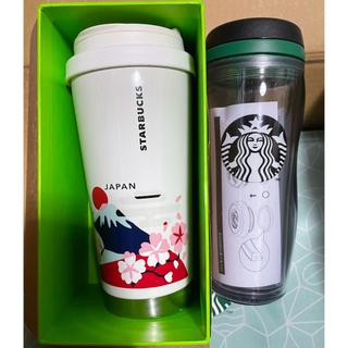 Starbucks Coffee - スターバックス タンブラーとコーヒー豆セット