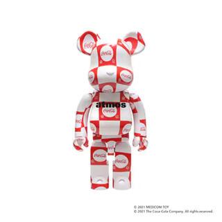 MEDICOM TOY - BE@RBRICK atmos × Coca-Cola 1000% 東京
