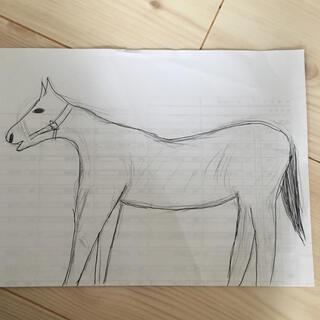 希望の馬 horse of hope(その他)