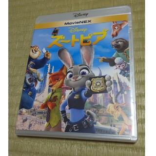 Blu-ray ズートピア ディズニー MovieNEX ブルーレイ BD