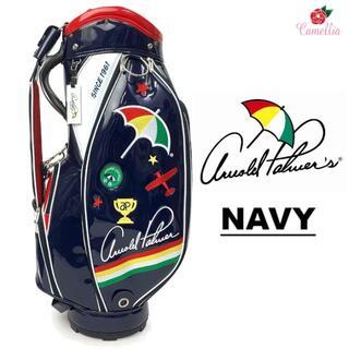 アーノルドパーマー(Arnold Palmer)の新品 アーノルドパーマー エナメル キャディバッグ NA(バッグ)