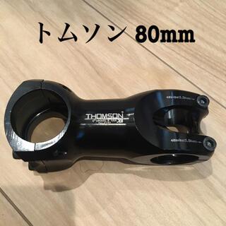 SHIMANO - thomson トムソン  ステム 80mm