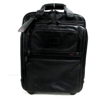 トゥミ(TUMI)のTUMI(トゥミ) キャリーバッグ - 96126DH 黒(スーツケース/キャリーバッグ)