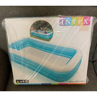 新品未開封 INTEX ファミリープール 305cm 大型