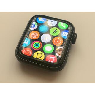 Apple Watch - Apple Watch SE セルラーモデル グレー 40mm ほぼ未使用