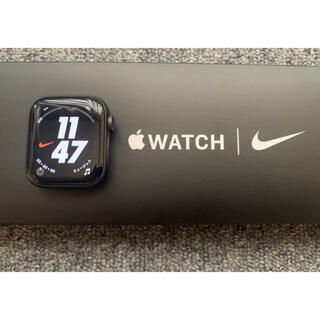 Apple Watch - Apple Watch SE NIKEモデル 40mm 極美品
