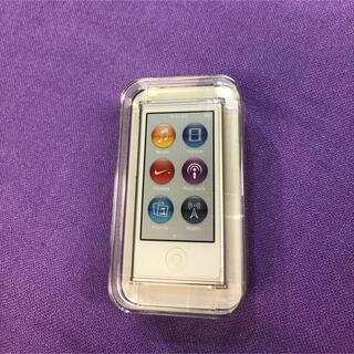 アップル(Apple)のiPod nano 16GB (ポータブルプレーヤー)