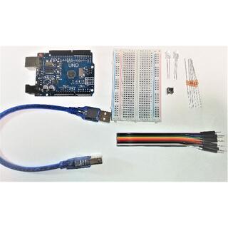 プログラミング 学習キット 基本学習キット ※Arduino、ブレッドボード無し(PCパーツ)