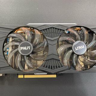 RTX2060S DUAL 8G  PARIT 中古品 本体のみ(PCパーツ)