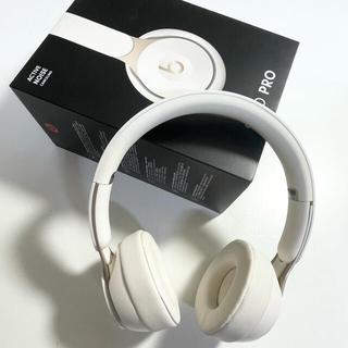Beats by Dr Dre - Beats by Dr Dre Solo Pro MRJ72PA/A アイボリー