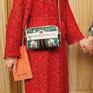 グッチ(Gucci)の未使用品 GUCCI 日本限定 ヒグチユウコ ショルダーバッグ(ショルダーバッグ)