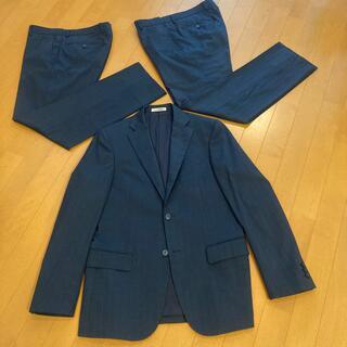 AOKI - LES MUES レミュー ツーパンツスーツ A6