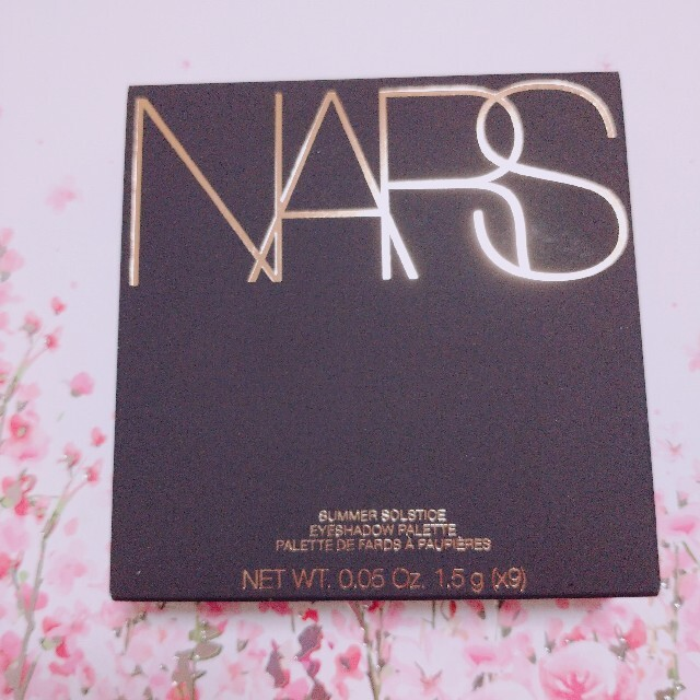 NARS(ナーズ)のナーズ アイシャドウ アイシャドー サマーソルティス コスメ/美容のベースメイク/化粧品(アイシャドウ)の商品写真