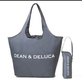 DEAN & DELUCA - ☆大処分価格‼️ glow8月号付録 レジカゴバック+保冷ボトルケース ☆