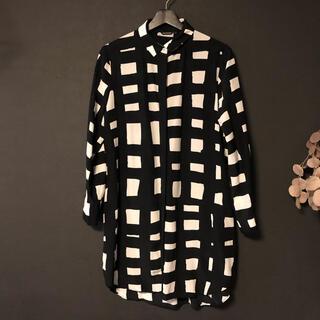 マリメッコ(marimekko)のHARSO SILK☔︎GURLI DRESS(チュニック)