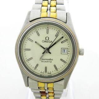 オメガ(OMEGA)のOMEGA(オメガ) シーマスター レディース(腕時計)