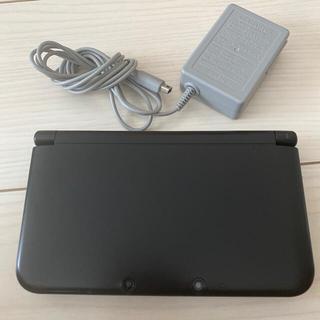 ニンテンドー3DS - Nintendo NEW ニンテンドー 3DS LL 本体 メタリックブラック