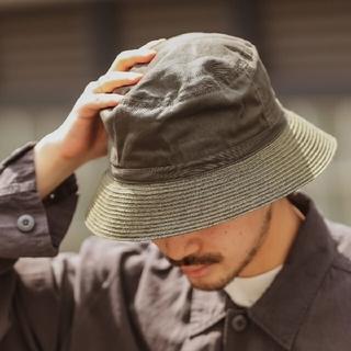 ビームス(BEAMS)のSUBLIME SHADE HAT サブライム シェードハット異素材ミックス(ハット)