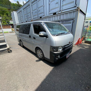 トヨタ - ハイエース KDH200V 令和4年6月 ディーゼル