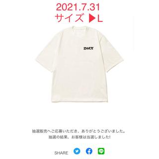 【L】ennoy Electric Big T-Shirts  2021