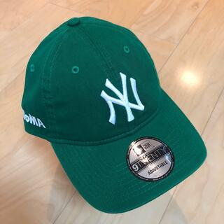 MOMA - MOMA Yankees   Cap Green