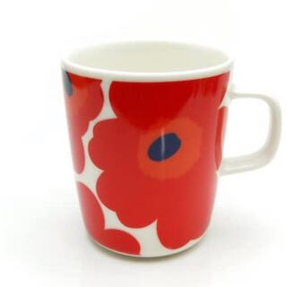 マリメッコ(marimekko)の【marimekko】ウニッコ ペアマグカップ(グラス/カップ)
