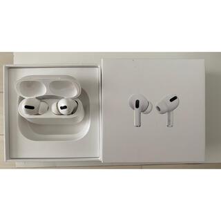 Apple - Apple AirPods Pro ワイヤレスイヤホン 美品 ケースおまけ