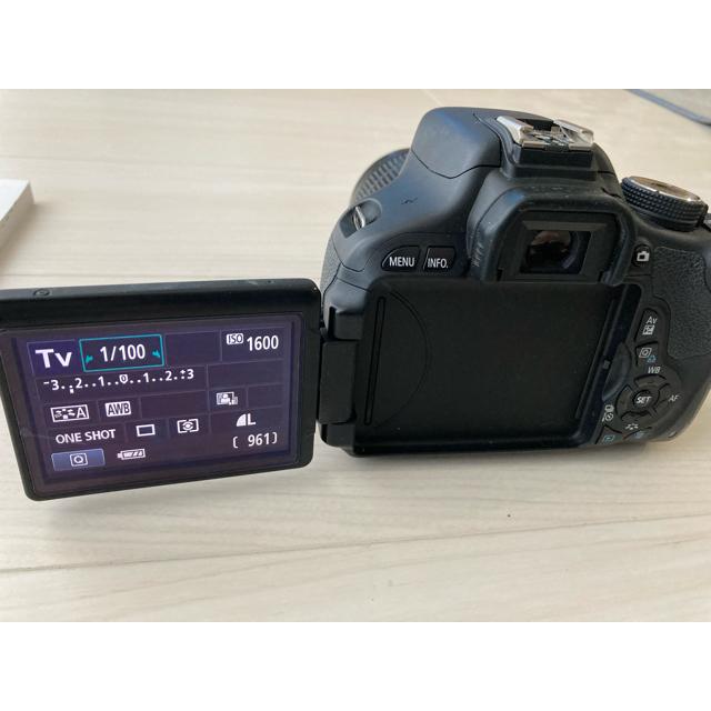 Canon(キヤノン)のCanon EOS kiss x5 レンズキット スマホ/家電/カメラのカメラ(デジタル一眼)の商品写真