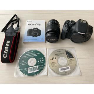 Canon - Canon EOS kiss x5 レンズキット