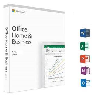 マイクロソフト(Microsoft)のOffice 2019 Home and Business (PCパーツ)