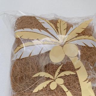 ココヤシファイバー ココナツ繊維 ハンギング 観葉植物 多肉植物 ココナッツ (その他)