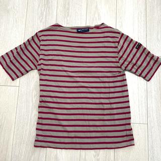 SAINT JAMES - 【SAINT JAMES】ボーダーTシャツ(半袖)