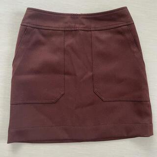 ビューティアンドユースユナイテッドアローズ(BEAUTY&YOUTH UNITED ARROWS)のユナイテッドアローズ 台型スカート(ミニスカート)