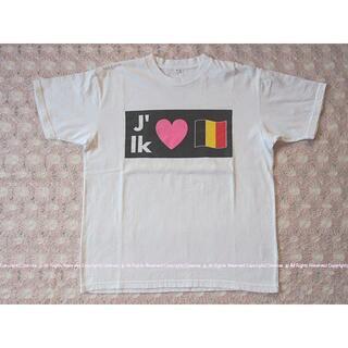 Hanes - レア!非売品サッカーワールドカップ2002ベルギー熊本キャンプTシャツ/M