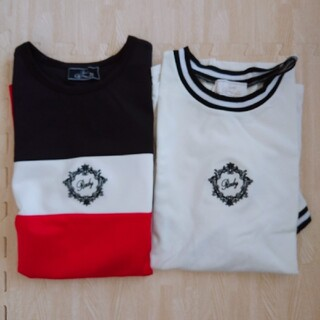 Rady - Rady ラインリブTシャツ フレームRadyTシャツ