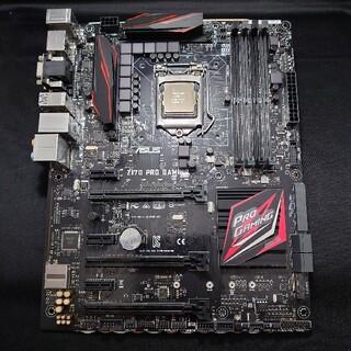 ASUS - Intel Core i7-6700K+ASUS Z170 PRO GAMING