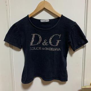 DOLCE&GABBANA - Tシャツ DOLCE&GABBANA ロゴ