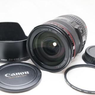 Canon - ☆極美品 Canon EF 24-105mm F4L IS USM