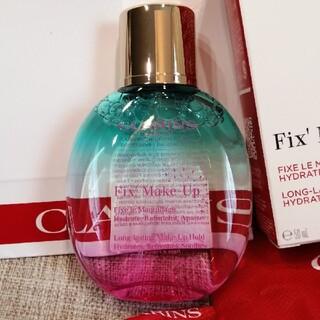 CLARINS - CLARINS fix make-up 夏限定洋梨&バニラ