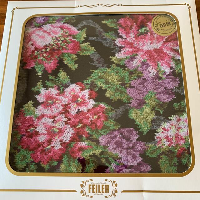 FEILER(フェイラー)の値下げしました!FEILER ハンカチ レディースのファッション小物(ハンカチ)の商品写真
