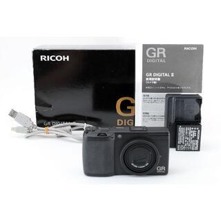 ★元箱付き★ RICOH GR DIGITAL II 2 デジタルカメラ
