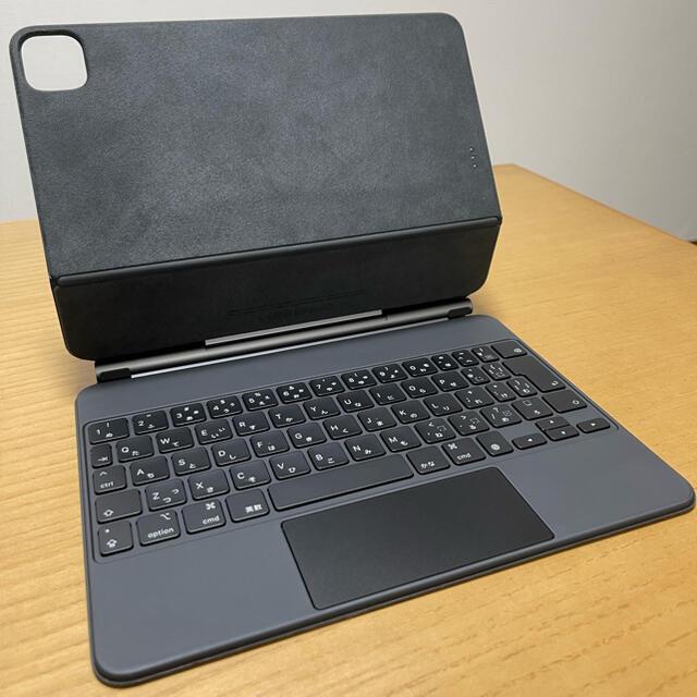 Apple(アップル)のMagic Keyboard iPad Pro iPad Air 対応 スマホ/家電/カメラのPC/タブレット(PC周辺機器)の商品写真
