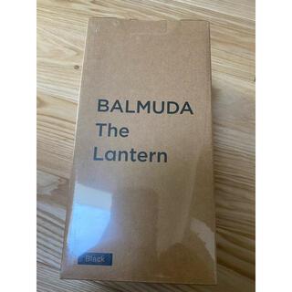 バルミューダ(BALMUDA)のバルミューダ ランタン 新品(ライト/ランタン)