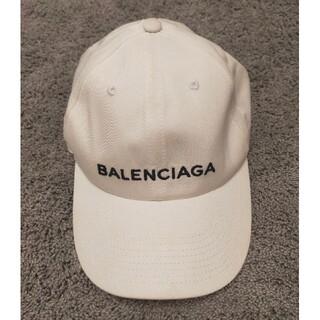Balenciaga - クリーニング済み BALENCIAGA キャップ 正規品
